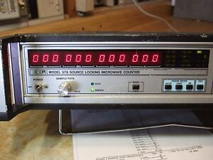 Eip 578 26 5 Ghz Frequency Counter Tested Good