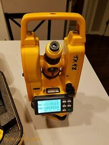 Sitepro 5 Second Digital Theodolite 26 dt05
