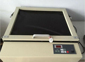 52 40cm Precise Vacuum Uv Exposure Unit Screen Printing Machine E