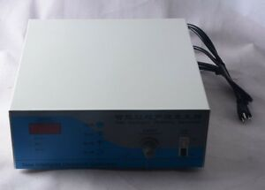 Ultrasonic Generator 0 600w Adjustable 20 40khz Optional Cleaning Application T
