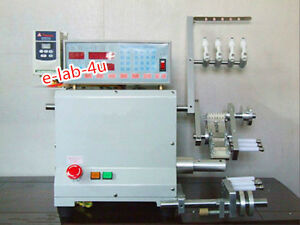 New Computer Cnc Automatic Coils Transformer Winder Winding Machine S