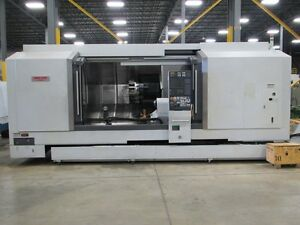 Mori Seiki Model Nl3000 2000 2 axis Cnc Lathe With Msx 850iii Control 3 5 Bar