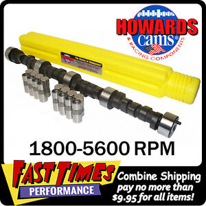Howard S Sbc Chevy Rattler 281 289 480 488 Cam Camshaft Lifters 327 350 400