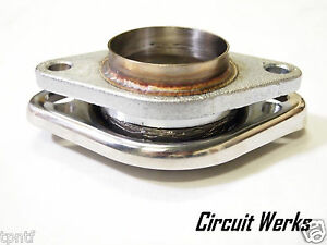 Fits Cw flange 2 5 A b dount Donut Gasket Jdm Itr Header Test Pipe Exhaust
