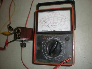 Superior Electric Type 10b Powerstat Variable Transformer Tests Ok As Shown 4