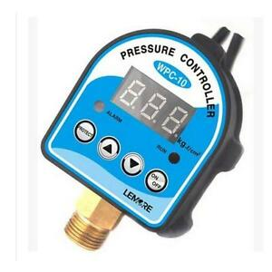 Digital Display Pressure Control Switch Pressure Controller For Water Pump E