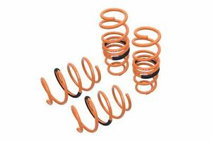 Megan Suspension Lowering Springs For 16 up Honda Civic Excl Type r si