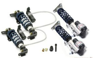Ridetech Tq Series Coilover Kit Fits 2015 2018 Ford Mustang Triple Adjustable