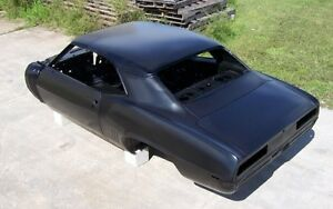 New 1969 Camaro Steel Body No Heater firewall quarter Panels decklid doors
