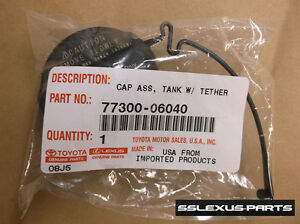 Lexus Is250 Is350 Is F 2006 2013 Oem Genuine Gas Cap 77300 06040