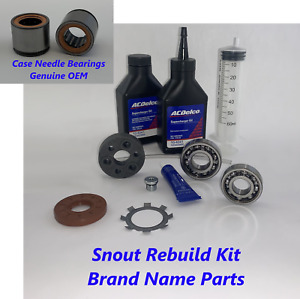 Jaguar Xjr Xkr S 4 2 Eaton M112 Supercharger Bearings Rebuild Kit 03 09