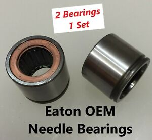 Fit Nissan Xterra Frontier M62 Supercharger Rear Needle Rotor Bearings Eaton