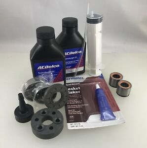 Gt500 Shelby 5 8l Ford Eaton Tvs2300 Supercharger Snout Needle Bearing Kit Tvs