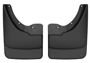 Husky Rear Wheel Mud Guard Flaps 05 10 Dakota W O Factory Flares Or Trx Package