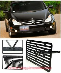 Eos Full Sized Front Tow Hook License Plate For 05 10 Mercedes Cls class No Pdc
