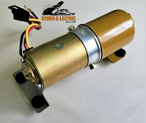 1964 1965 1966 Oldsmobile Gm A Body Convertible Top Lift Motor Pump New