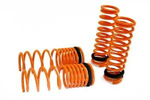 Megan Suspension Lowering Springs Lower For 88 91 Honda Civic Ef Dx Lx Ex Si