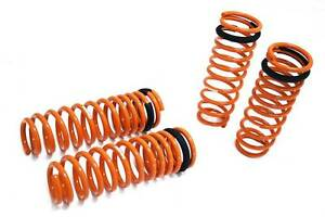 Megan Lowering Springs For 92 00 Honda Civic Civic Del Sol Eg Ek Eg6 Ek9