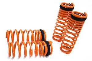 Megan Lowering Springs For 97 01 Honda Prelude Bb6 H22a4 H22 Ff 2dr Coupe