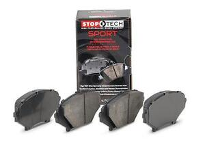 Stoptech Sport Series Performance Front Brake Pads For 72 76 Toyota Mark Ii