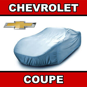 Chevy Coupe 1927 1928 1929 1930 1931 1932 1933 1934 1935 1936 1937 Car Cover