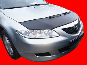 Car Hood Bonnet Bra Fit Mazda 6 Atenza 2002 2008 Nose Front End Mask Tuning