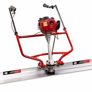 Allen Magic Screed Power Unit 8 Ft Blade Concrete Wet Screed New