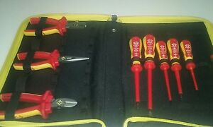 C k 9 Piece Insulated Tool Kit New