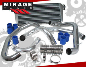 Front Turbo Bolt On Intercooler Piping Kit For 02 07 Impreza Wrx Sti 2 0l 2 5l
