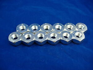 M35a2 2 5 Ton 6 Right Hand 6 Left Hand Front Lug Nuts Rockwell Military Truck