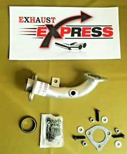 Front Pipe For 2001 2002 2003 Mazda Protege 2 0l with All Gaskets Included