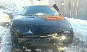 Rear Axle Disc Rear Brakes Without Traction Control Fits 93 97 Camaro 683096