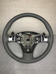 2009 2010 Chevrolet Malibu Steering Wheel Leather New Oem With Paddles 20814876