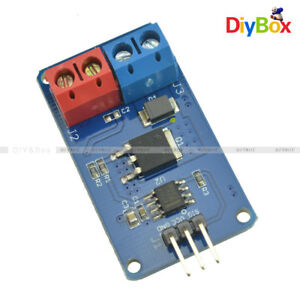 High Current Mosfet Switch Module Dc Fan Motor Led Strip Driver Steples