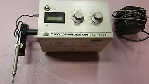 Taylor hobson Surtronic 3 Roughness Tester