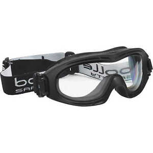 Boll Backdraft Fire Fighting Goggles Clear Lens