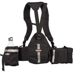 True North Spyder Gen 2 Wildland Web Gear Black