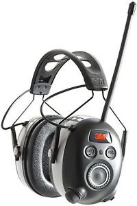 3m 90542 3dc Worktunes Wireless Hearing Protector With Bluetooth Technology