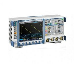 Rohde Schwarz Rtm2034 350 Mhz 4 Channel Digital Oscilloscope New