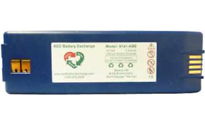 Powerheart Aed Battery Replacement For Cardiac Science 9141 New 4 Year Warra