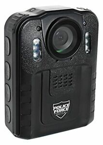 Streetwise Security Products Pfbcpro Police Force Tactical Body Camera Pro B