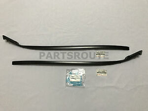 Lexus Is250 Is350 Is F Oem Genuine Roof Drip Windshield Moulding Kit Lh Rh 06 13