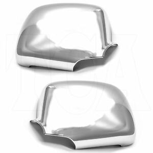 For Chevy Colorado 2004 13 Gmc Canyon 04 2013 Chrome Full Mirror Covers Cover
