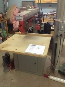 Omga 3 phase Radial Arm Saw