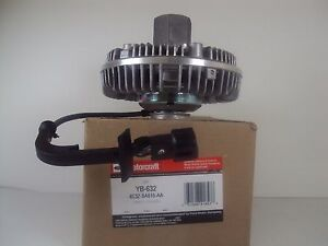 Motorcraft Yb632 Engine Cooling Fan Clutch Ford Power Stroke 6 0l V8 Diesel