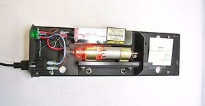 Melles Griot 1a475 Cathode Laser Power Supply Red tested