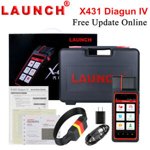 2017 Launch X431 Diagun Iv Code Reader Diagnostic Scanner Tool 2 Year Freeupdate