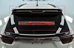 Liftgate Spoilers For Jeep Grand Cherokee Laredo 2011 2013 Scl Performance