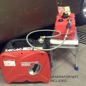 Predator Ii 2000 Watt Inverter Generator 3 Gallon Extended Run Fuel System 2017