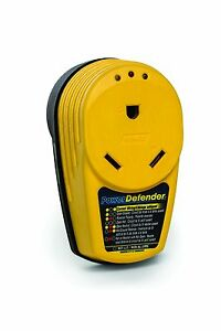 Camco 55310 Power Defender Circuit Analyzer Wiring Surge Protector Rv Camper